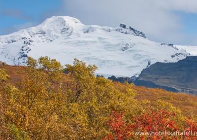 Skaftafell National Park, Iceland