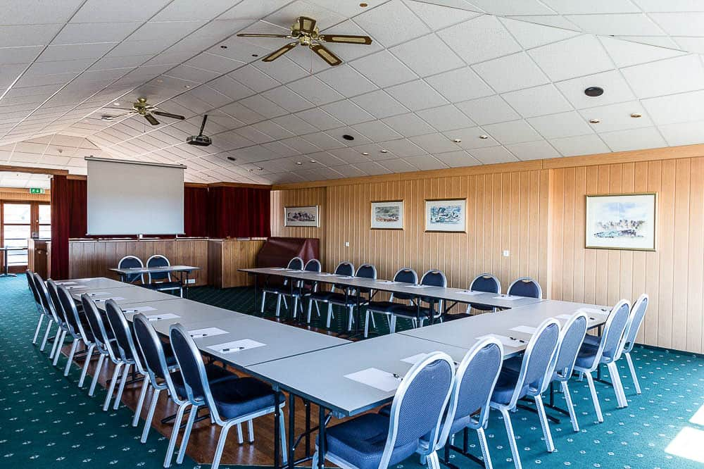 Hotel Skaftafell conference room